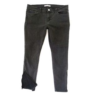 J Brand The Deal Skinny leg with zip ankles EUC